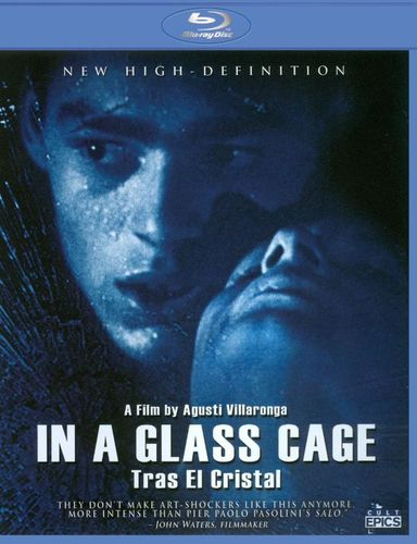 In a Glass Cage [Blu-ray] [1985] 19471167