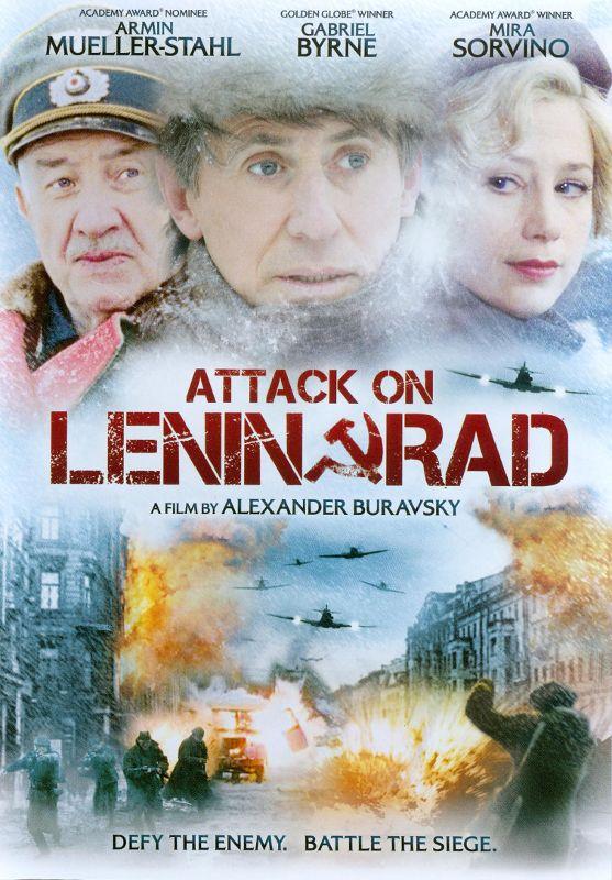 Attack on Leningrad [DVD] [2009] 19471176