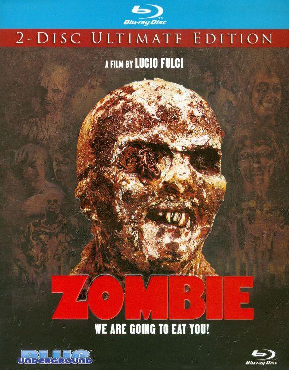 Zombie [Blu-ray] [1979] 19471449