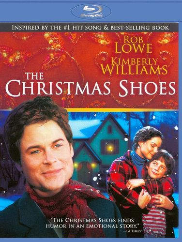 The Christmas Shoes [Blu-ray] [2002] 19474589