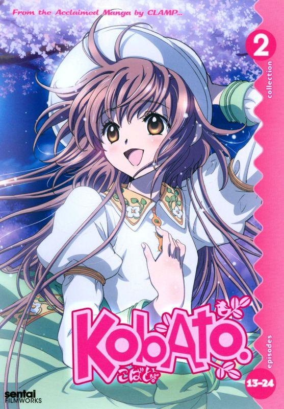 Kobato: Collection 2 [2 Discs] [DVD] 19476001