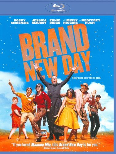 Brand New Day [Blu-ray] [2009] 19477756