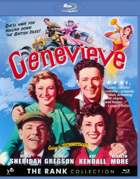 Genevieve [Blu-ray] [1953] 19485093