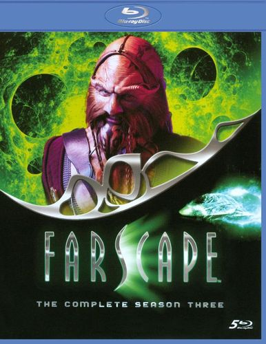 Farscape: The Complete Season Three [5 Discs] [Blu-ray] 19485224