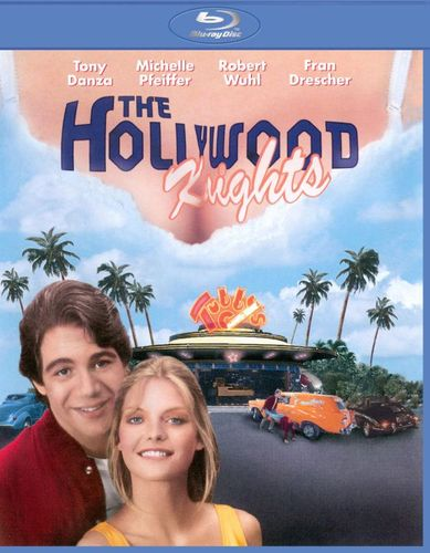 The Hollywood Knights [Blu-ray] [1980] 19486602