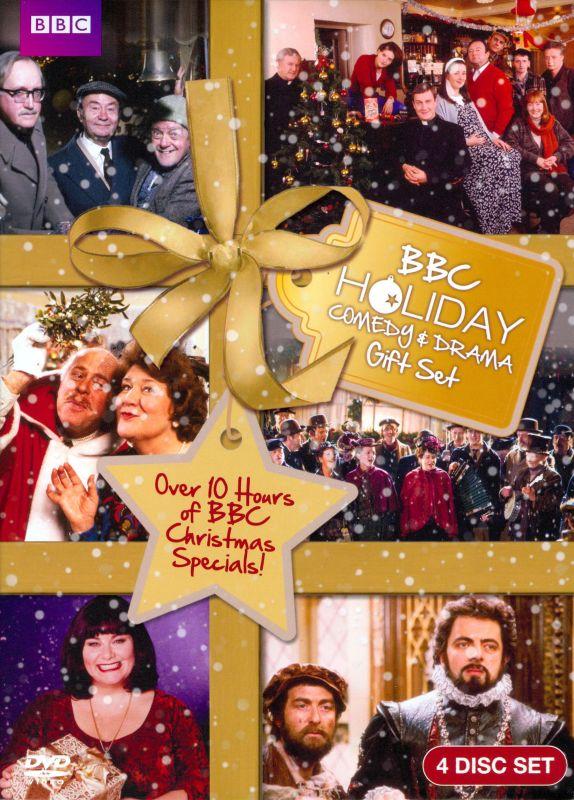 BBC Holiday Comedy & Drama Gift Set [4 Discs] [DVD] 19498249