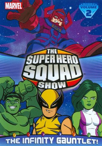 The Super Hero Squad Show: The Infinity Gauntlet - Season 2, Vol. 2 [DVD] 19499141