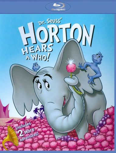 Horton Hears a Who! [Deluxe Edition] [Blu-ray] [1970] 19499654