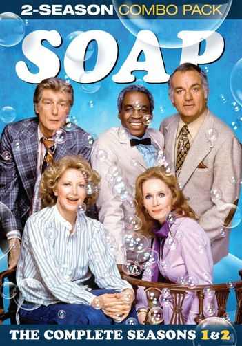 Soap: The Complete Seasons 1 & 2 [4 Discs] [DVD] 1950131