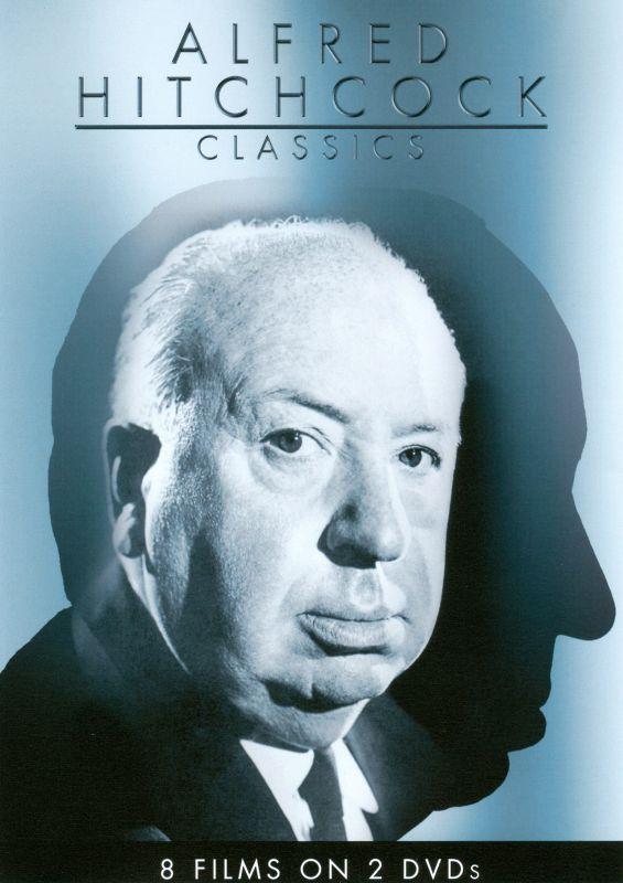 Alfred Hitchcock Classics, Vol. 1 [2 Discs] [DVD] 19505277