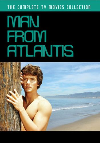Man from Atlantis: The Complete TV Movies Collection [2 Discs] [DVD] 19508495