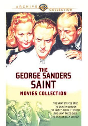The George Sanders Saint Movies Collection [2 Discs] [DVD] 19508635