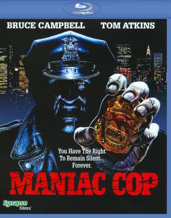 Maniac Cop [Blu-ray] [1988] 19511348