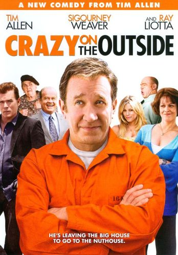 Crazy on the Outside [DVD] [2010] 19519368