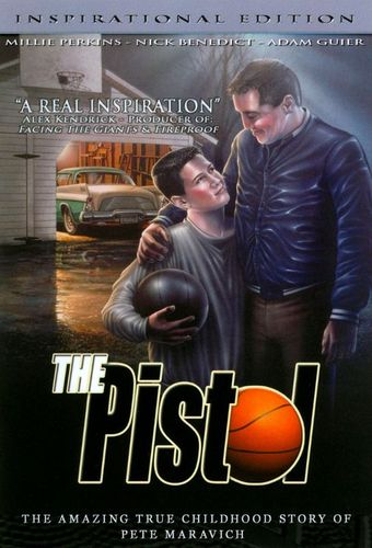The Pistol: The Birth of a Legend [DVD] [1990] 19521132