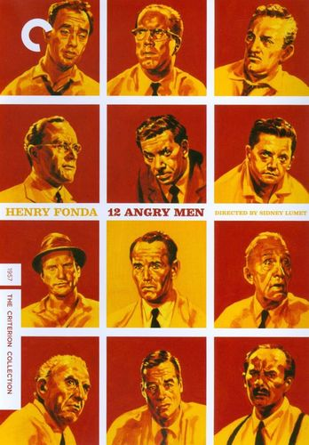 12 Angry Men [Criterion Collection] [DVD] [1957] 19521257