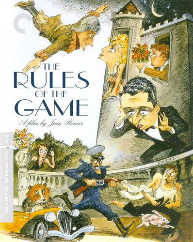 The Rules of the Game [Criterion Collection] [Blu-ray] [1939] 19521566