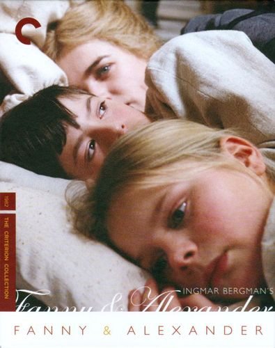 Fanny & Alexander [Criterion Collection] [3 Discs] [Blu-ray] [1982] 19521627