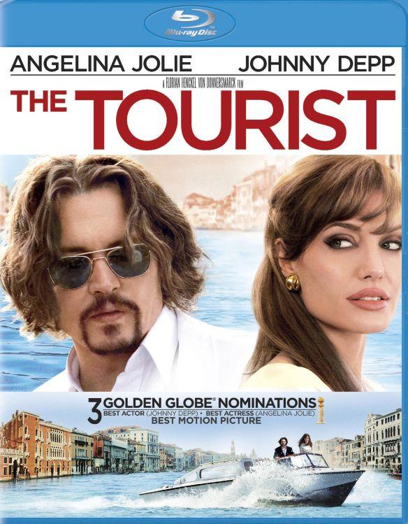 The Tourist [Blu-ray] [2010] 1953054