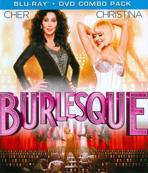 Burlesque [2 Discs] [Blu-ray/DVD] [2010] 1953124