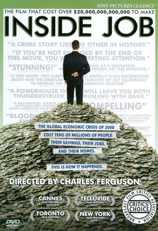Inside Job [DVD] [2010] 1953188