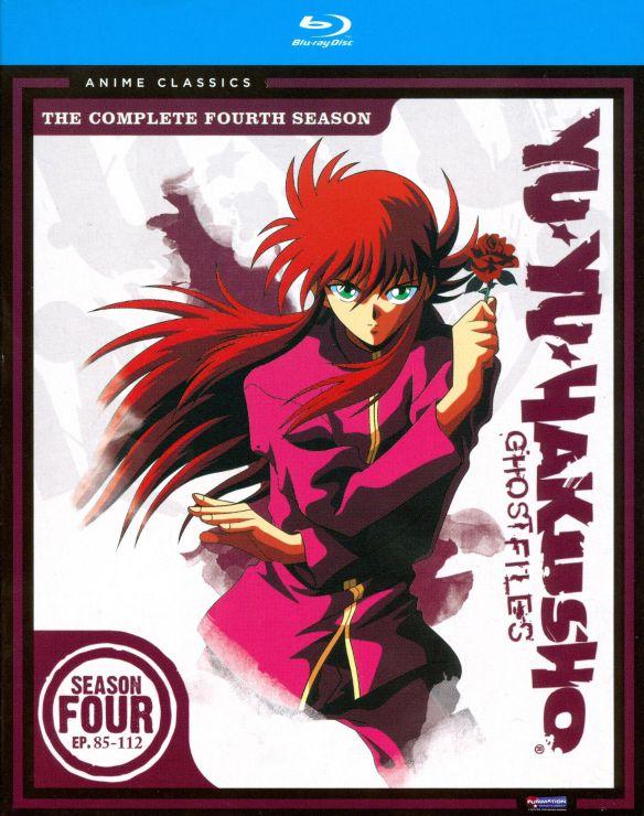 Yu Yu Hakusho: Season Four [3 Discs] [Blu-ray] 19547209