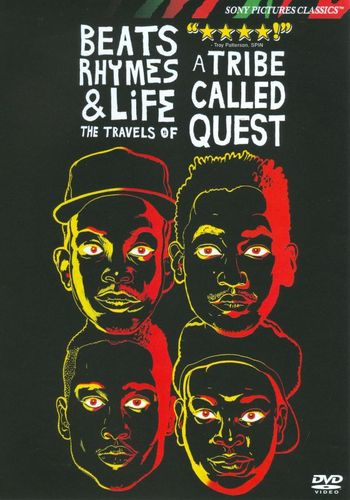 Beats, Rhymes & Life: The Travels of A Tribe Called Quest [DVD] [2011] 19550764
