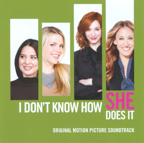 I Don't Know How She Does It [CD] 19553458