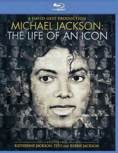 Michael Jackson: The Life of an Icon [Blu-ray] [2011] 19554484