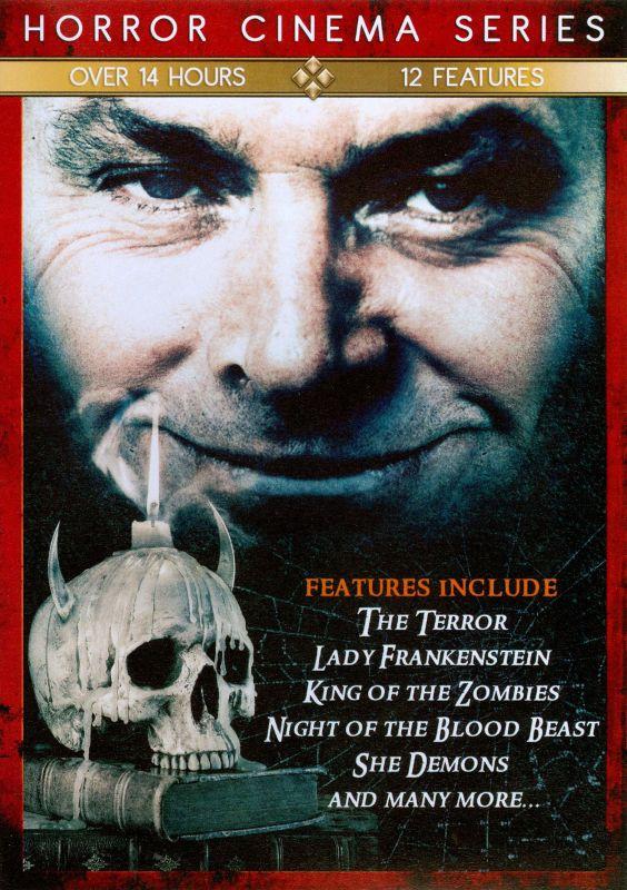 Horror Cinema: 12 Movie Pack [2 Discs] [DVD] 19566892