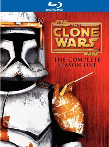 Star Wars: The Clone Wars - The Complete Season One [3 Discs] [Blu-ray] 19569817