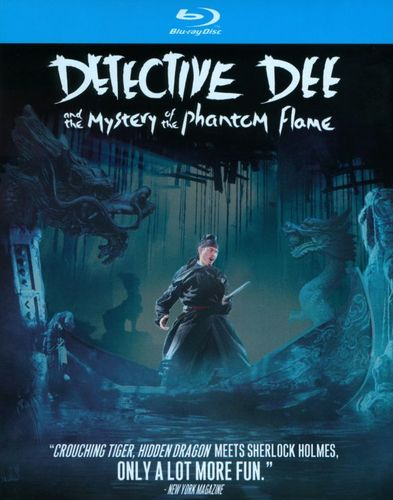Detective Dee and the Mystery of the Phantom Flame [Blu-ray] [2010] 19579735