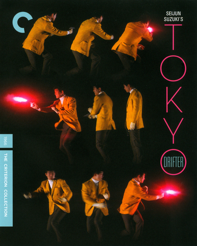 Tokyo Drifter [Criterion Collection] [Blu-ray] [1966] 19587442