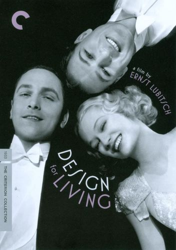 Design for Living [Criterion Collection] [2 Discs] [DVD] [1933] 19587451