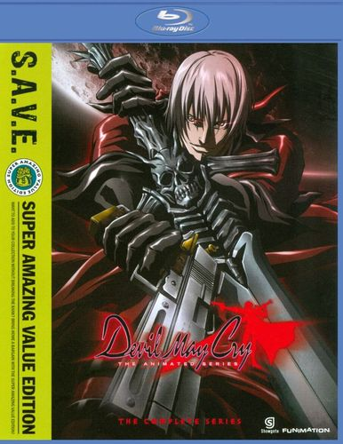 Devil May Cry: The Complete Series [S.A.V.E.] [2 Discs] [Blu-ray] 19587521