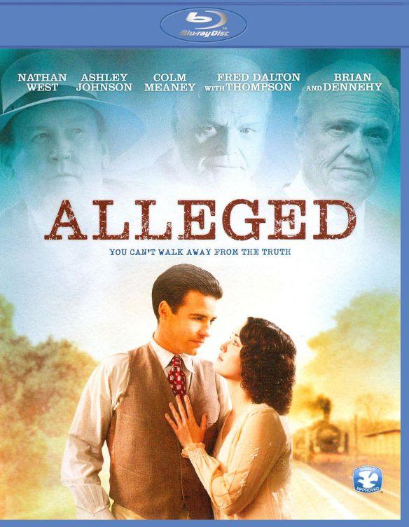Alleged [Blu-ray] [2011] 19589708