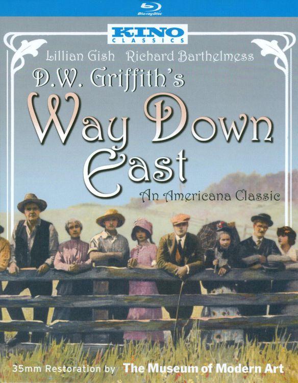 Way Down East [Blu-ray] [1920] 19591751