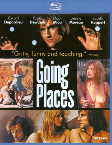 Going Places [Blu-ray] [1974] 19591815