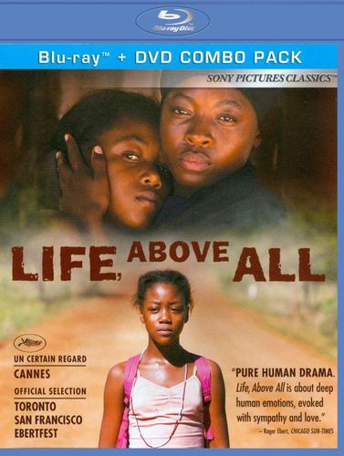 Life, Above All [2 Discs] [Blu-ray/DVD] [2010] 19634569