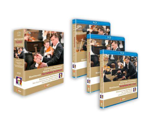 Beethoven: Symphonies 1-9 [Blu-Ray Disc] 19638247