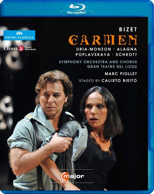 Bizet: Carmen [Video] [Blu-Ray Disc] 19638265