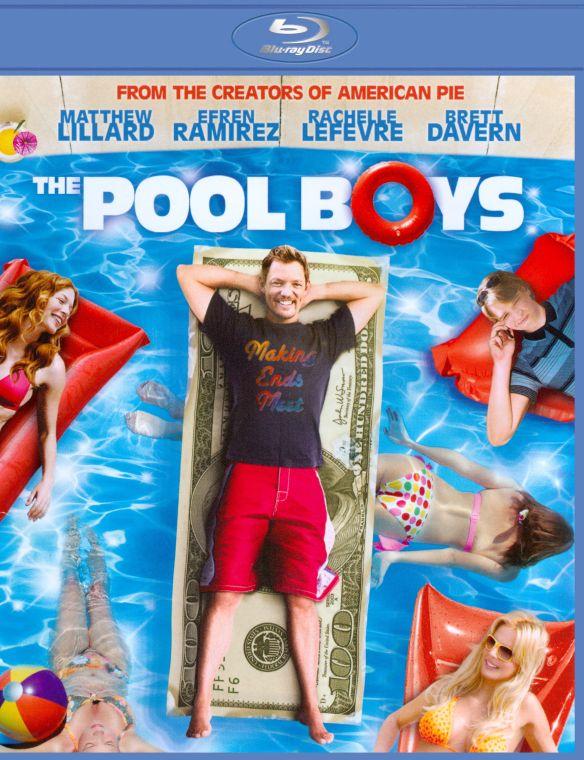 The Pool Boys [Blu-ray] [2010] 19640657