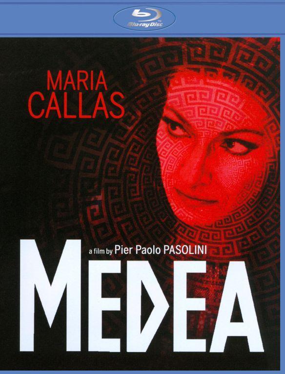 Medea [Blu-ray] [1970] 19640848