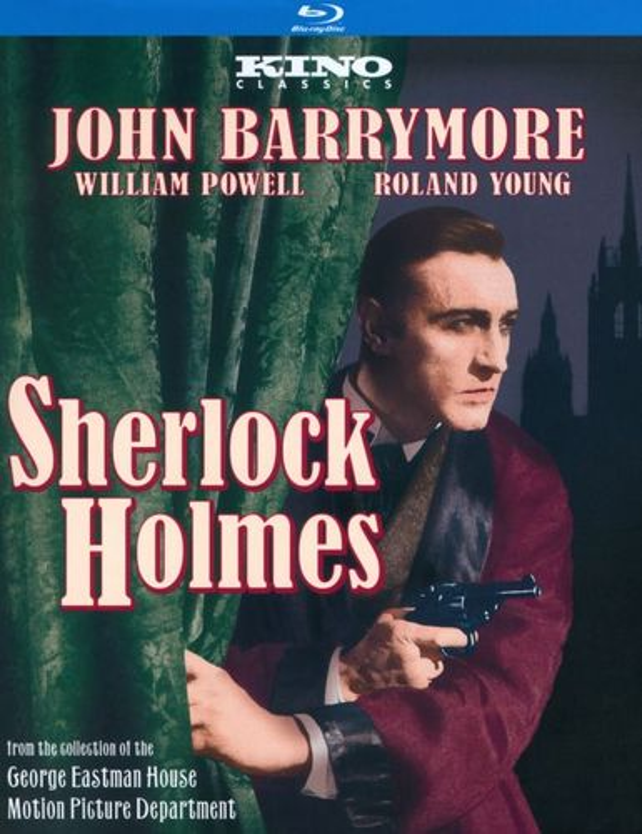 Sherlock Holmes [Blu-ray] [1922] 19641347
