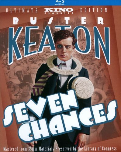 Seven Chances [Ultimate Edition] [Blu-ray] [1925] 19641374