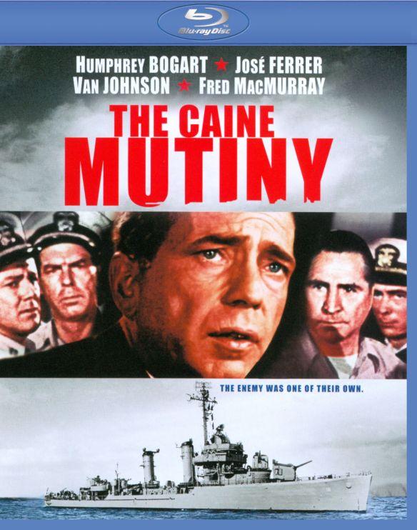 The Caine Mutiny [Blu-ray] [1954] 19642319