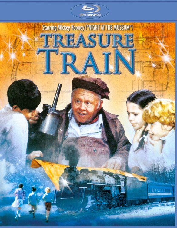 Treasure Train [Blu-ray] [1981] 19643539