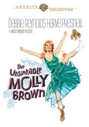 The Unsinkable Molly Brown [DVD] [1964] 19654299