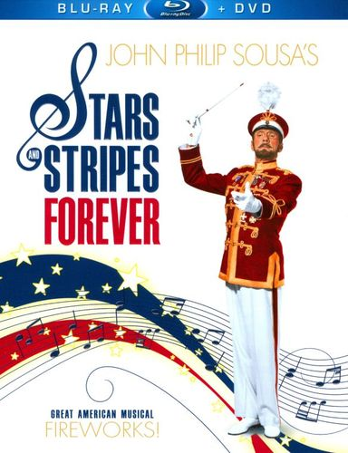 Stars and Stripes Forever [2 Discs] [Blu-ray/DVD] [1952] 19661101
