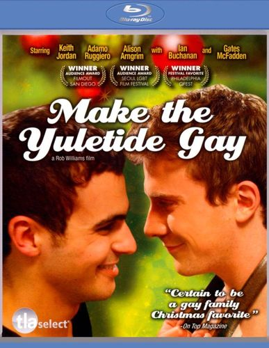 Make the Yuletide Gay [Blu-ray] [2009] 19661696
